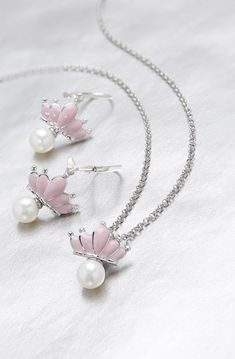 57d0cbd89d2fd 186 Best Honora ♥s Pink Pearls images in 2019 | Pink, gold ...