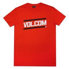 VOLCOM Speed Shop tee-shirt drip red 30€ #volcom #volcomstone…