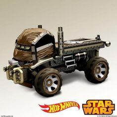 Hot Wheels Star Wars : la série complète