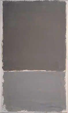 Have Brain, Will Travel Mark Rothko, Rothko Art, Contemporary Abstract Art, Modern Art, Grey Art, Colour Field, Art Abstrait, Art Moderne, Cool Art