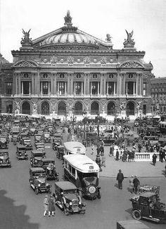L'Opera de Paris, 1930. Charles Garnier 1861-74