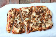 Coconut flour pizza crust means you can have delicious pizza with a fraction of the carbs! We love pizza. I mean, who doesn't? I was really sad when I first started making gluten-free food, that I couldn't seem to make a satisfactory pizza crust. We tried a lot of recipes before we found one weKeep Reading