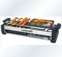 Konka electric BBQ household teppanyaki grill electric oven bbq grill barbecue machine