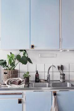 Our kitchen #vintage kitchen © Anna Malmberg