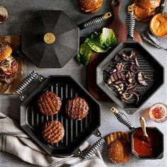 10 Bloggers Share Grilling Pointers and Their Favorite #CastIronCreations