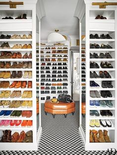 11 ingenious shoe storage ideas