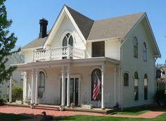 3. Amelia Earhart Birthplace Museum (Atchison)