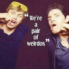 Lol! #merlin