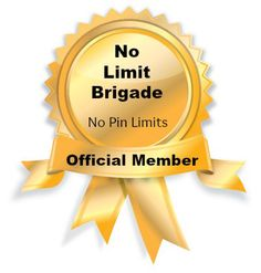 No Limit Brigade ~ Official Member.  Official members allow others to pin freely and do not block pinners for silly reasons...like repinning!  Pinterest is for sharing!