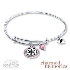 Charmed Memories Star Wars C3P0 Bracelet 14K Gold Plated mQ8GIc