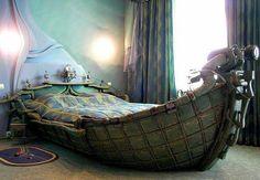 Sleeping the Seven Seas