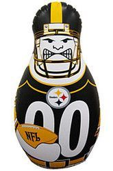 Pittsburgh Steelers Tackle Buddy Punching Bag