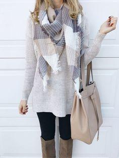 30+ leuke manieren om een sjaal te knopen