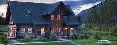 Lake Blaine Mountain Resort 20 minutes from Glacier Park