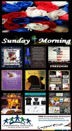 ✞ Sunday Morning ❤ Power Pack for People on the Go! ✍ Open 24/7 Bridges Of Hope, Reading Club, Tell My Story, Praise And Worship, Sunday Morning, Books To Read, Stuff To Do, It Hurts, Community