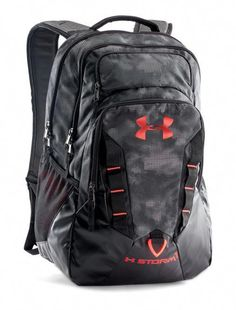4480adfce66b Shop Under Armour for UA Storm Recruit Backpack in our Unisex-Adult Bags  department.