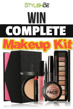 Win a Complete Makeup Kit! Ends 9/28 http://vy.tc/dwUJw46