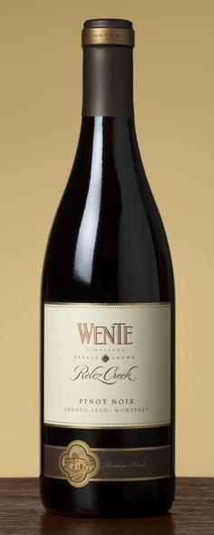 Eco Wine: 2010 Wente Vineyards Reliz Creek Pinot Noir