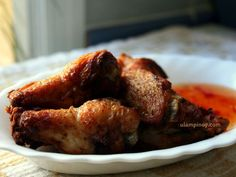 Around the World in 15 Chicken Wings Recipes
