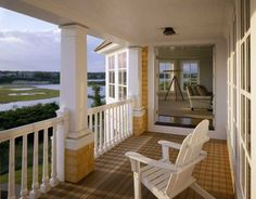 #countryliving #dreamporch  Oh! That view! Magnificent