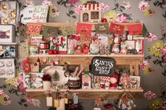 Santa's Sweet Shop by kbo, via Flickr