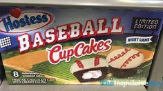 Hostess Cakes, Taco Salad Doritos, Baseball Cupcakes, Impulsive Buy, Snack Recipes, Snacks, Creme Brulee, Game Night, Fun Desserts