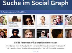 Optimierung für die Suche im Social Graph auf Facebook