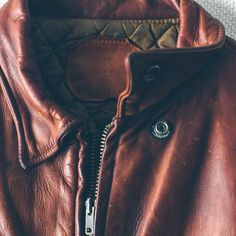 The Whiskey Leather Moto Jacket - The Old & The New | Taylor Stitch