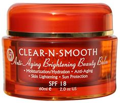 Gentle  Moisturizing Skin Lightening Cream 4 Natural Lighteners for Sensitive Skin  Anti Aging Exfoliating Agents Shea Butter Hyaluronic Acid and SPF 18 Sun Protection Benefits 2 oz  60ml >>> Want additional info? Click on the image.