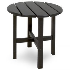"""Ivy Terrace Classics 18"""" Round Side Table"""