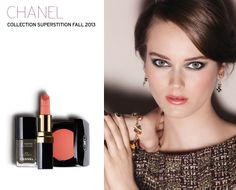 CHANEL COLLECTION SUPERSTITION FALL 2013