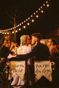 Casamento Boho (encantador) Estilo Americano – Carinna