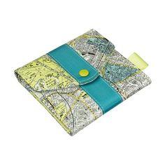My design inspiration: London Card Holder on Fab.