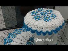 Jardim Azul - Tampa do Vaso - YouTube