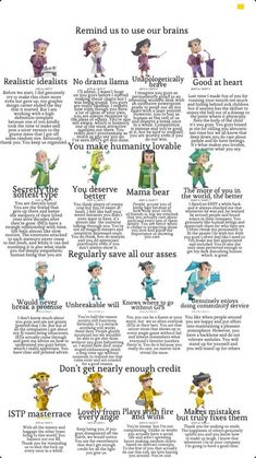 For all things MBTI. Join us in exploring the 16 personality types. The 16 Personality Types, Infp Personality Type, Myers Briggs Personality Types, Personalidad Infp, Intj Intp, Isfp, Cool Stuff, Mbti Charts, Psychology Memes
