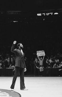 New York Knicks Walt Frazier #WaltFrazier #Knicks