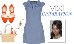 Outfit of the Day - Mod Inspiration http://toyastales.blogspot.com/2013/04/outfit-of-day-mod-inspiration.html I spotted this picture of Jourdan Dunn at a fashion show and thought her look was perfect for Spring. I'm always a sucker for a beauty look with a nod to past decades, and Jourdan's look reminded me of the Swinging 60's . It put me in the mood for...To Read Full Blog Post Click On Link