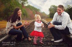 The Campbell Family----Photographer: Eva Rivera-Ferrell