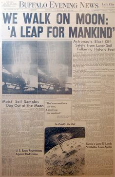 Apollo 11 was the spaceflight that landed the first humans on the Moon, Americans Neil Armstrong and Buzz Aldrin, on July 20, 1969, at 20:18 UTC. Armstrong became the first to step onto the lunar surface 6 hours later on July 21 at 02:56 UTC. Armstrong spent about two and a half hours outside the spacecraft, Aldrin slightly less; and together they collected 47.5 pounds of lunar material for return to Earth