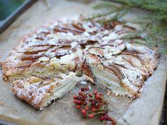 Pärongalette med mandelmassa | Recept från Köket.se