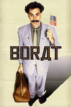Sacha Baron Cohen, the star and creator of HBO's Da Ali G Show, brings his Kazakh journalist character Borat Sagdiyev to the big screen for the first time. Leaving his native Kazakhstan, Borat travels to America to make a documentary.