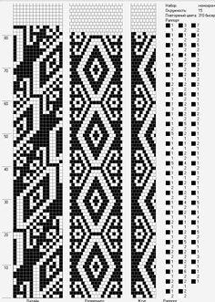 Lbeads: Monochrome 15 variations