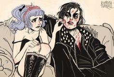 pastel-goth-princess:  Art by Kippery  Wooooow saw this on my...