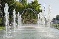 Plaza del Milenio photo by EXP architectes 11 « Landscape Architecture Works | Landezine Landscape Architecture Works | Landezine