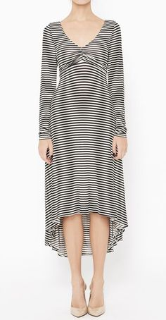Tracy Reese Black And White Dress