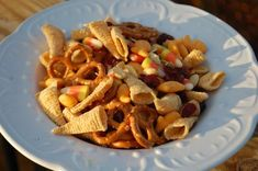 Thanksgiving snack mix 2