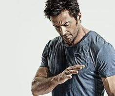 The 7-minute workout hugh jackman uses to shred fat
