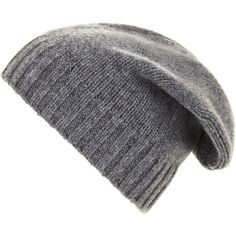 5e7996a94ee BCBGMAXAZRIA Rhiley Cashmere Blend Knit Beanie ( 29) ❤ liked on Polyvore  featuring accessories