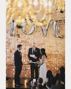 50 Awesome Balloon Wedding Ideas
