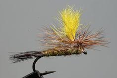 Mr. Rapidan Parachute Dry Fly